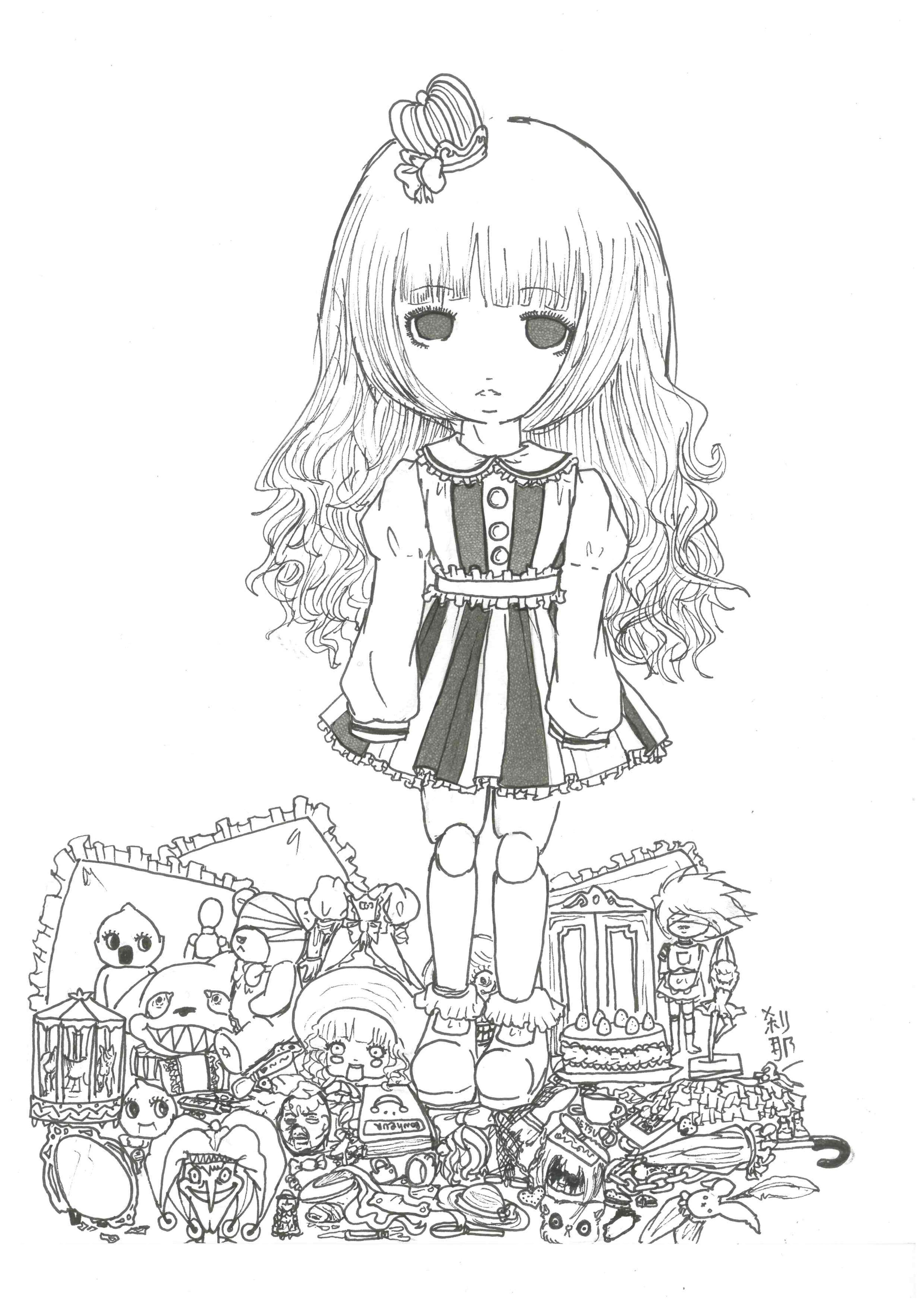 Little Doll#1