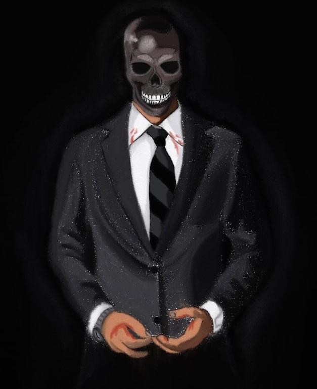 Black Mask - COTM3