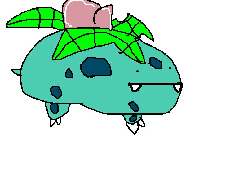 Wegra's Ivysaur