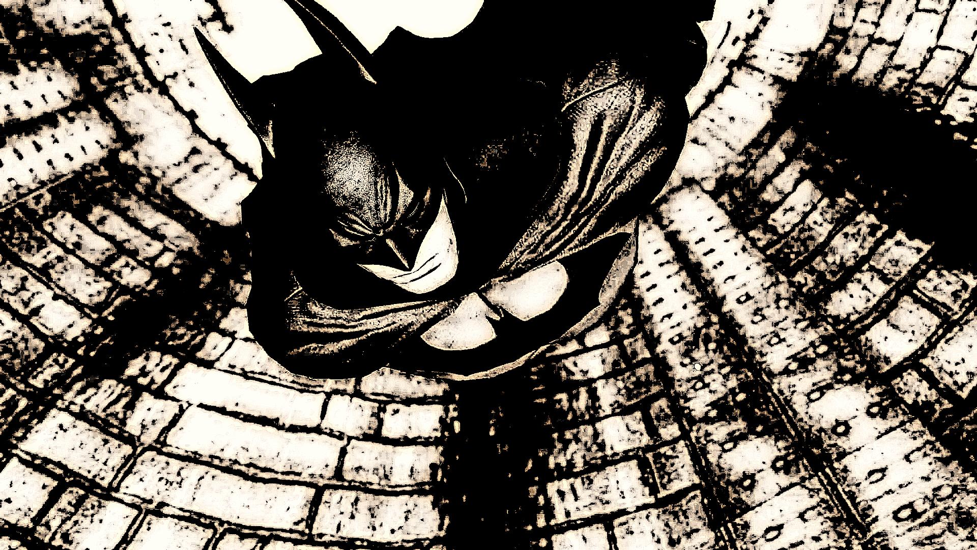 I am the Dark Knight