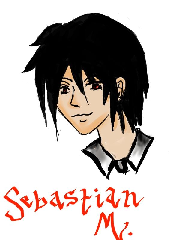 Sebastian from, Black Butler
