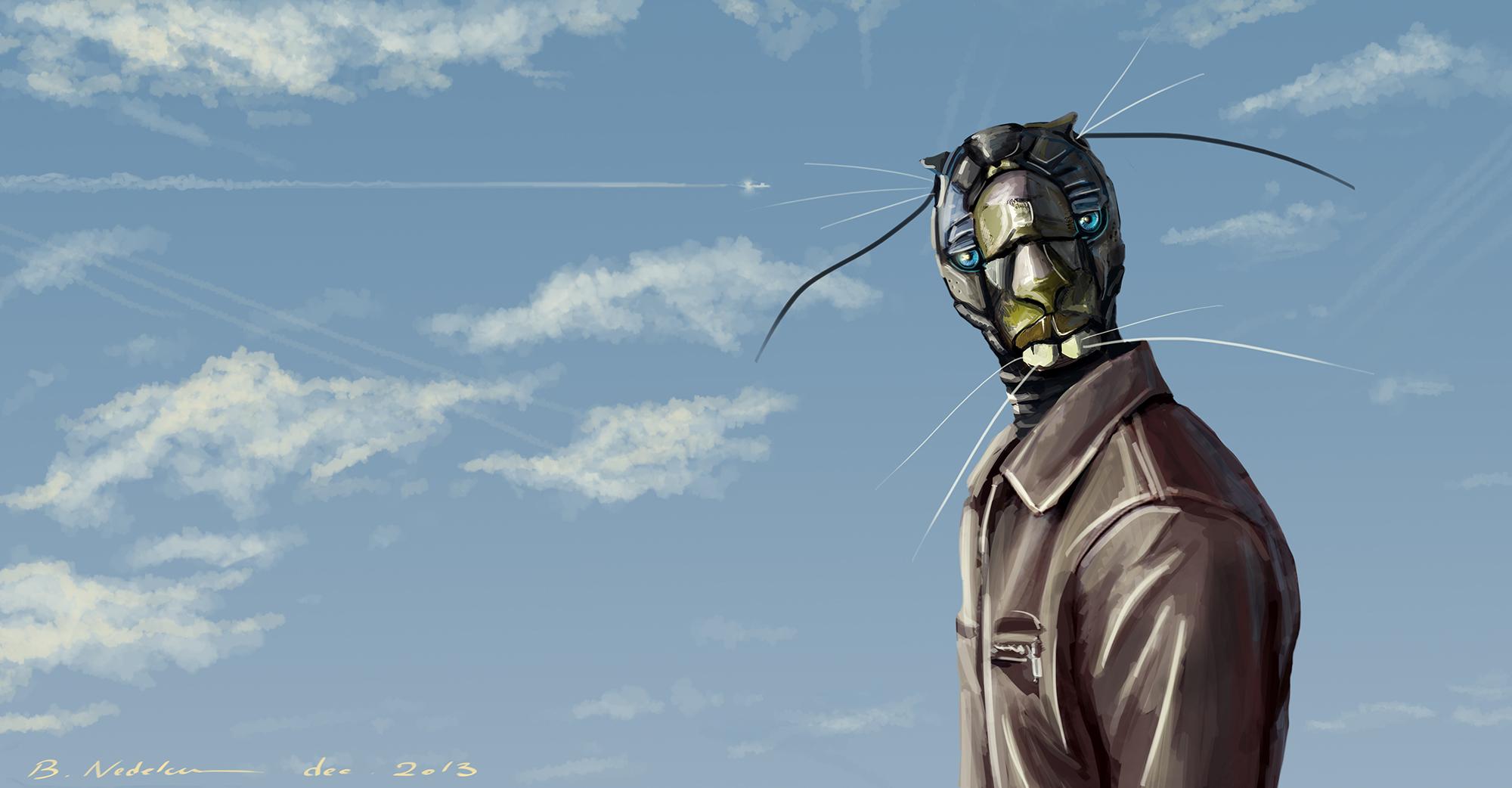 Bug Man