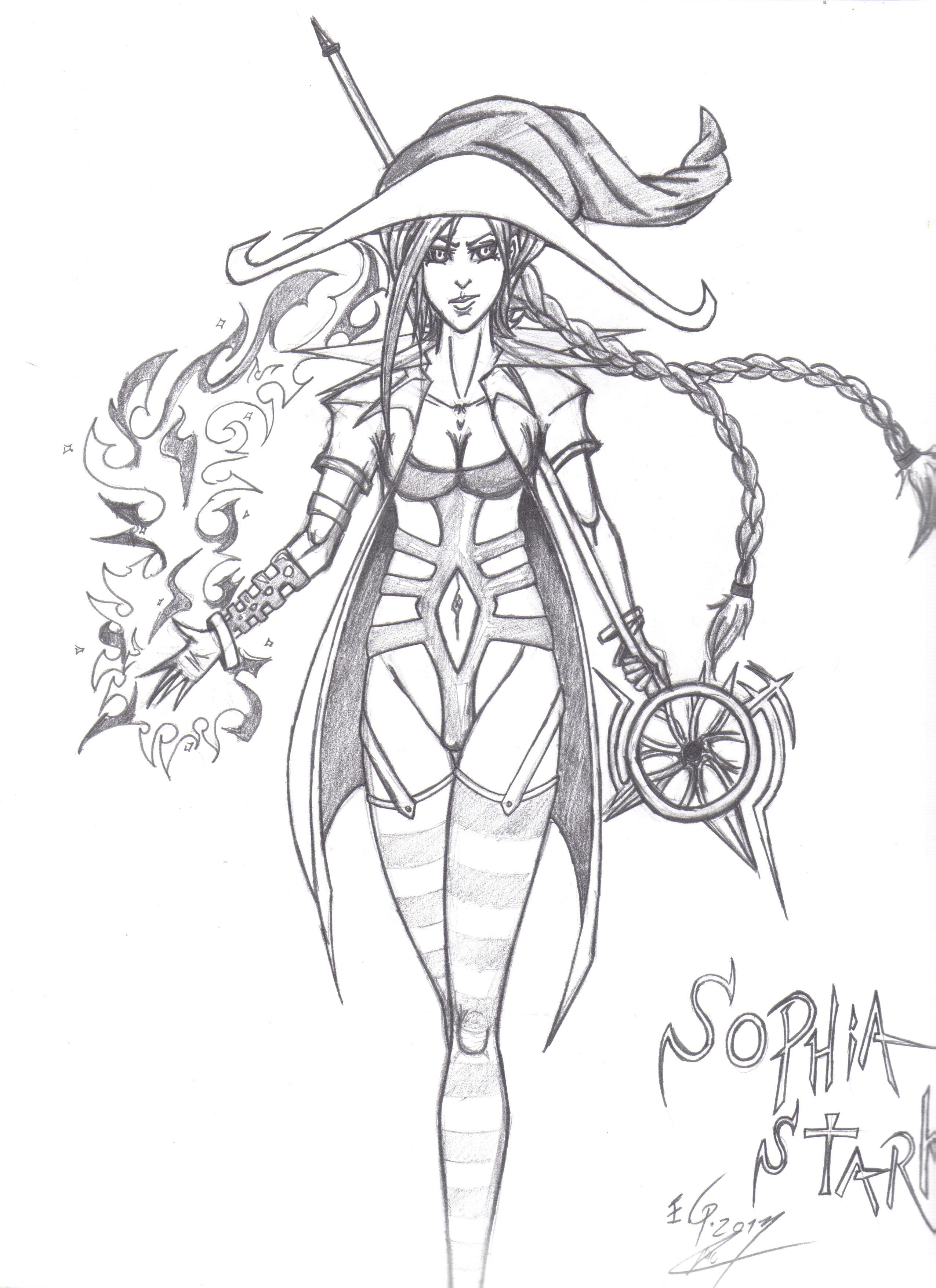Sophia Stark