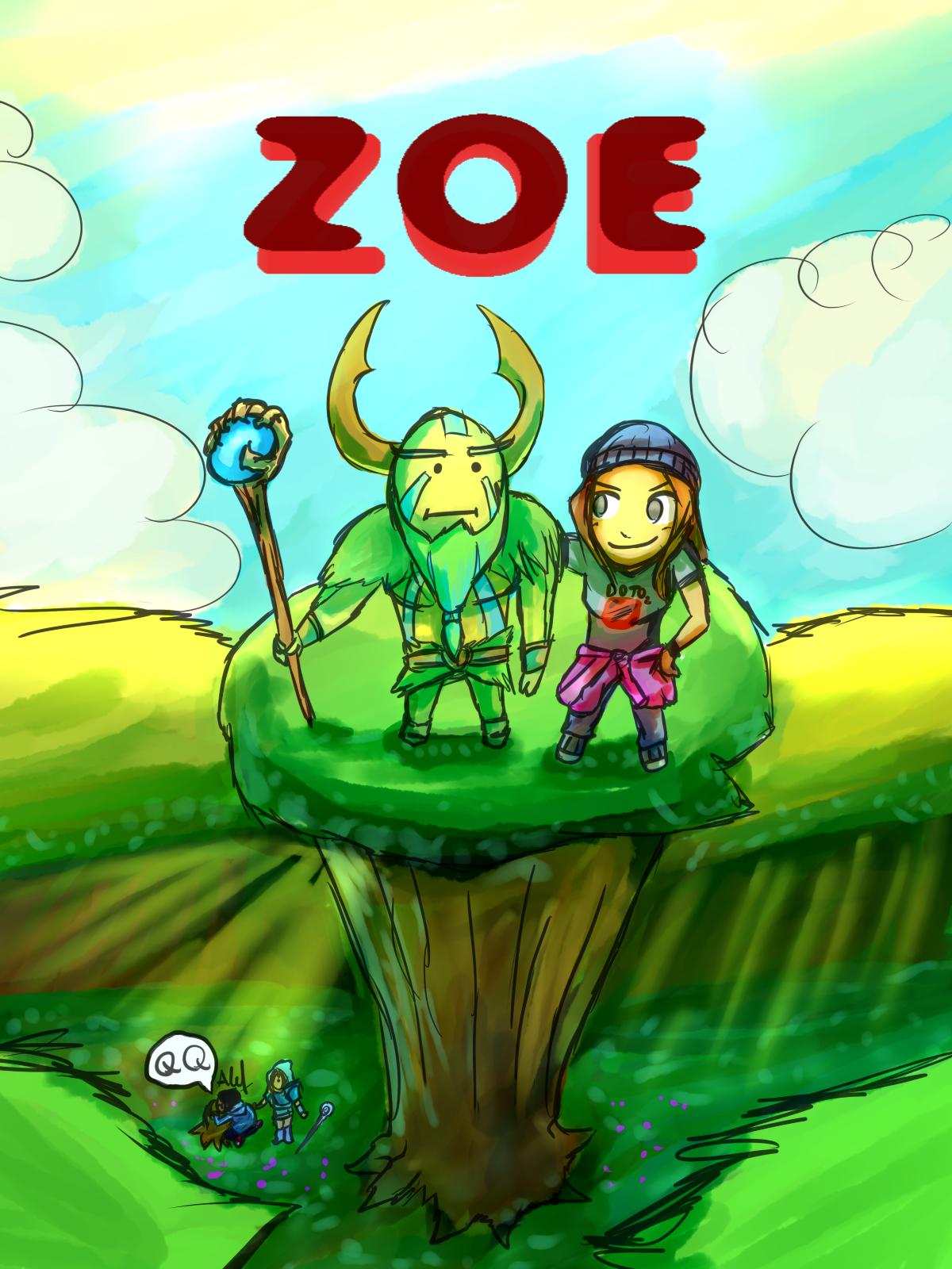Zoe dota 2
