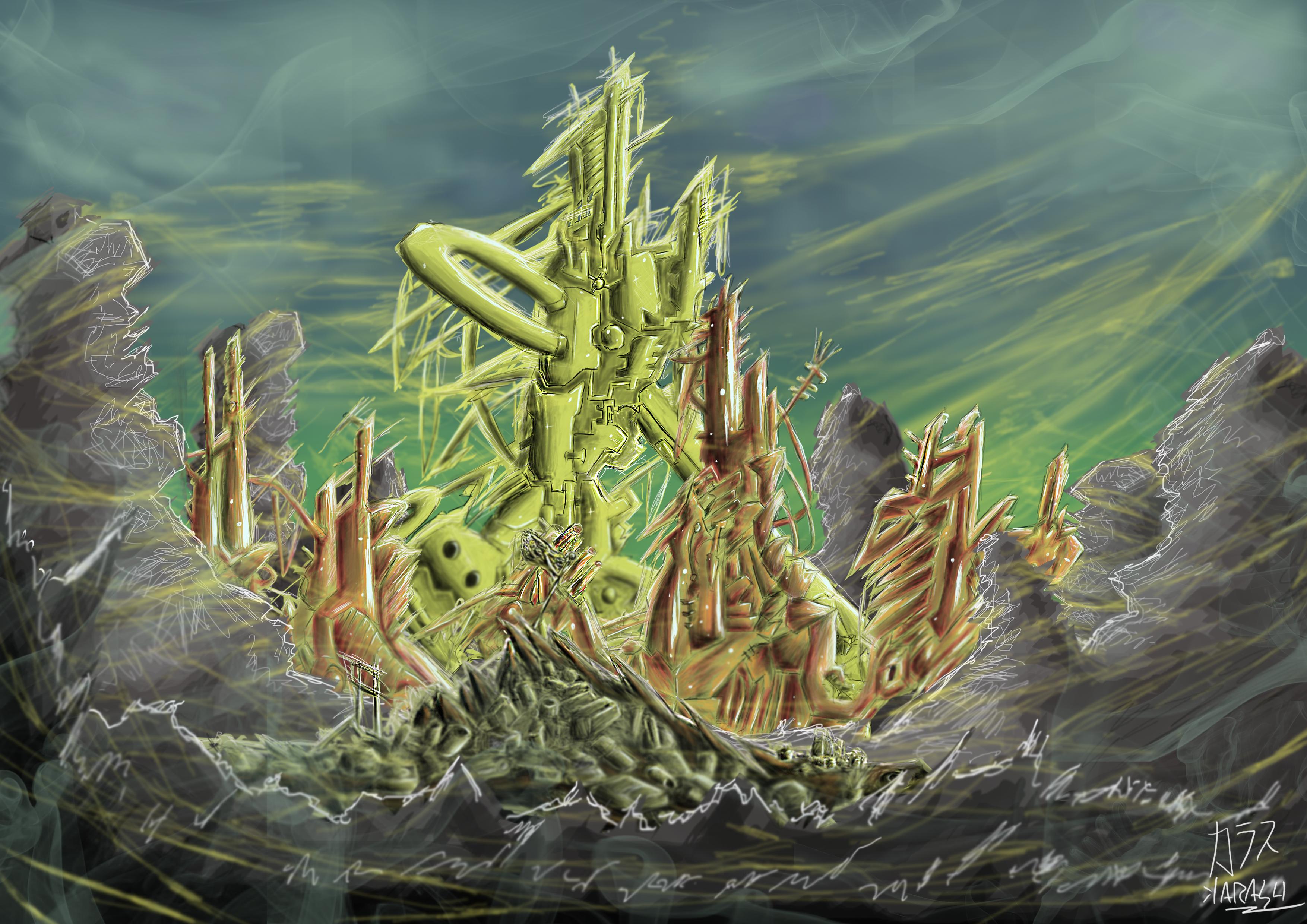 Dystopian Abandoned