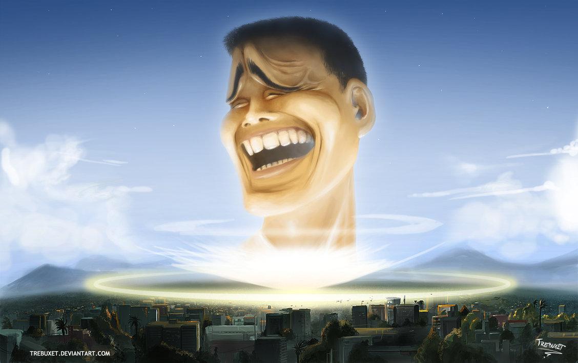 Extreme Final Yao Ming