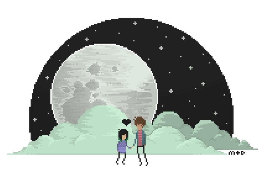 I Would Give You the Moon