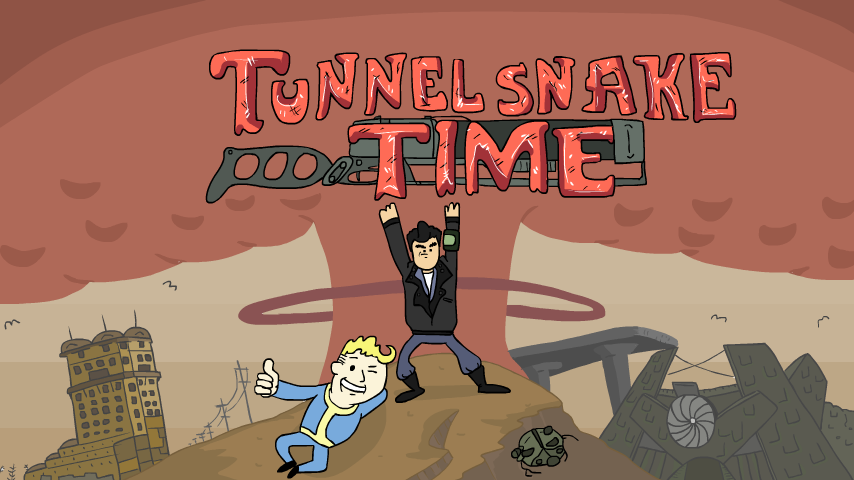 Tunnel Snake Time