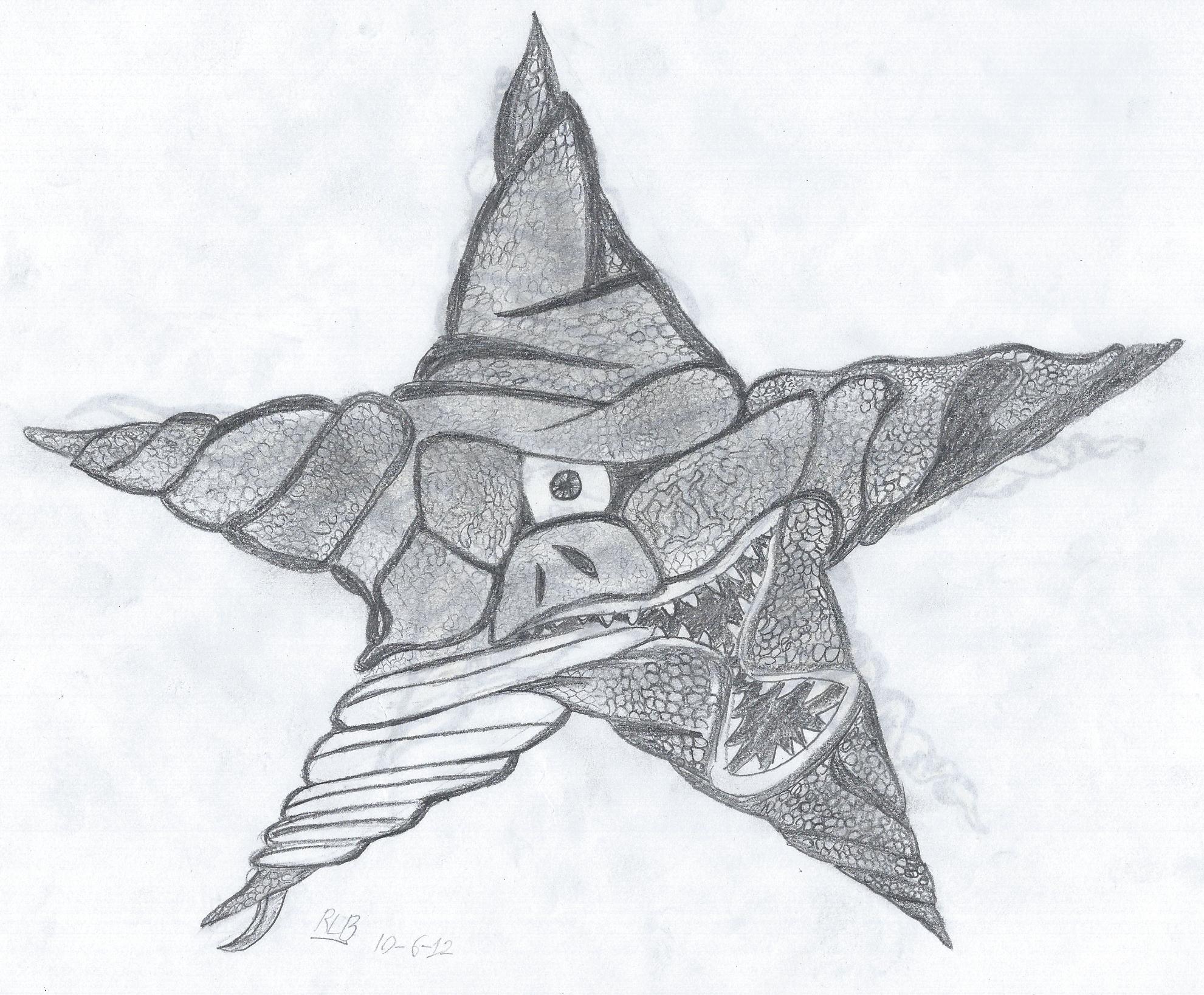 humanoid star