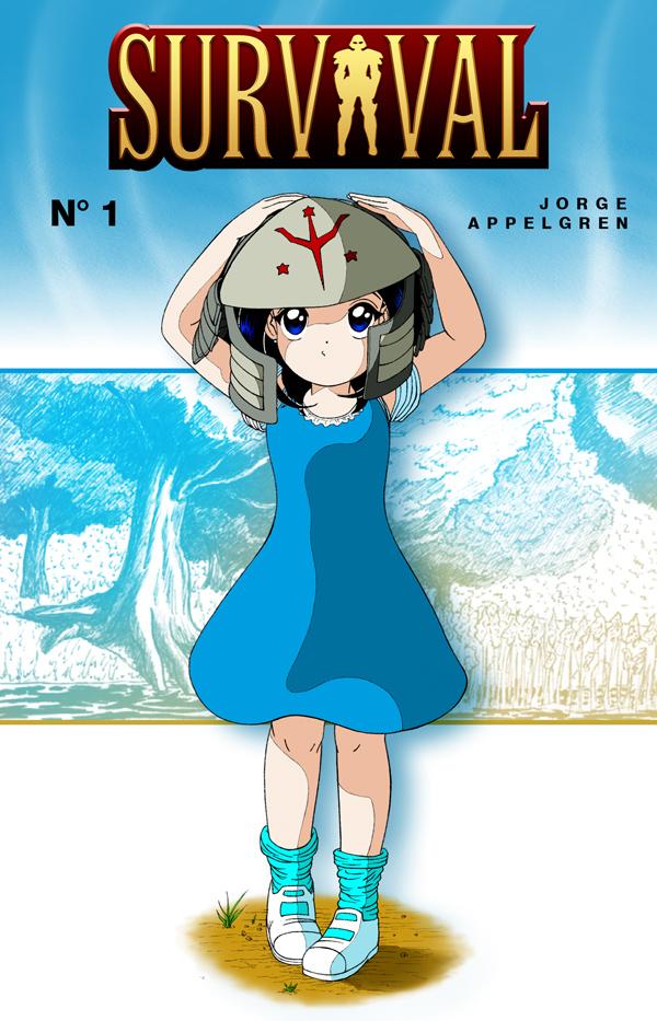 Manga Survival N°1 cover