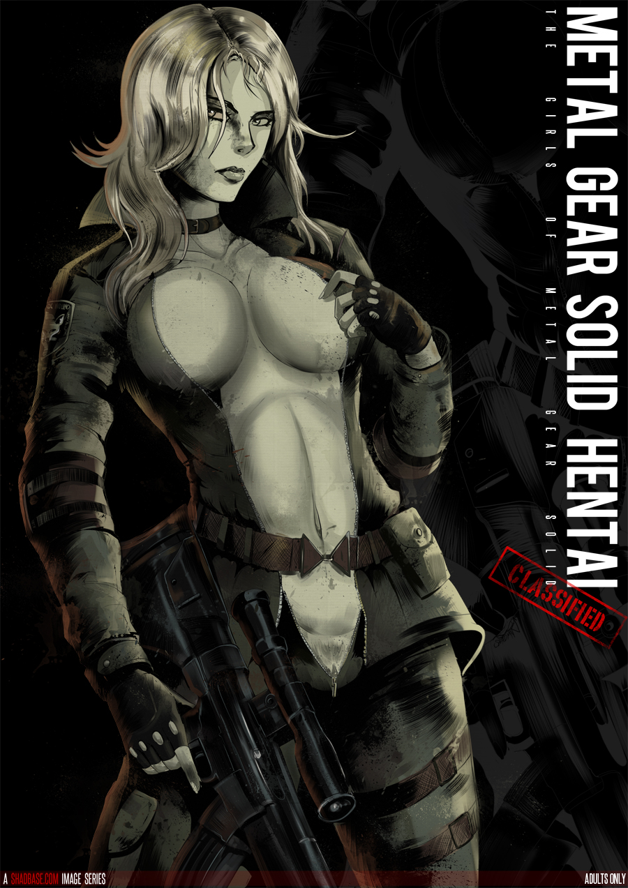 Girls of Metal Gear