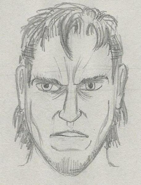 the prelim man's face