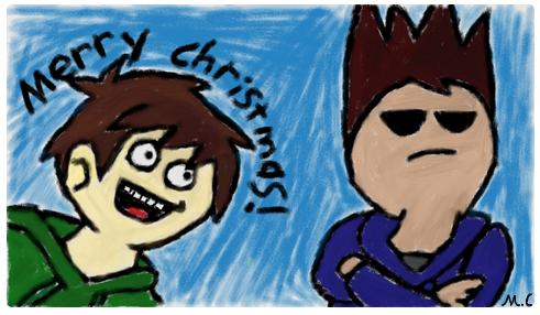 Edds World Christmas