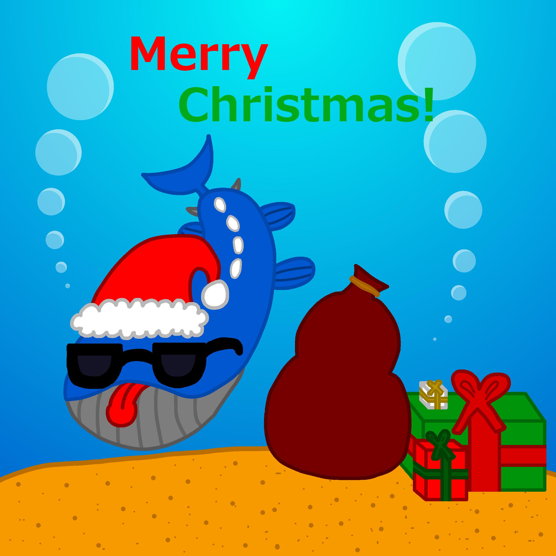 Wailord the Santa