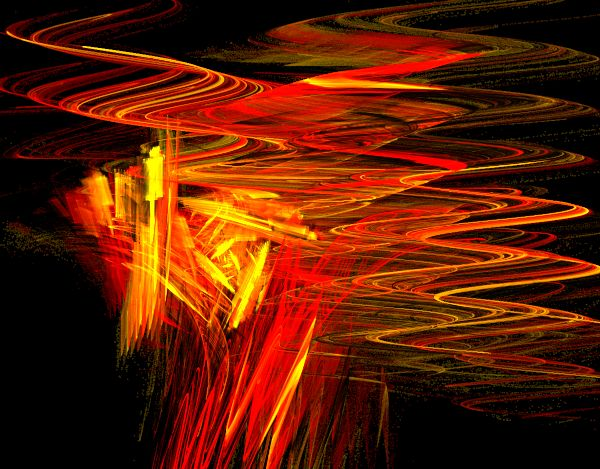 Chaos Flame