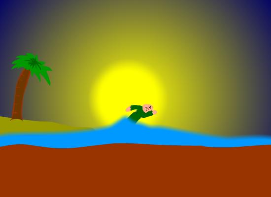 Swim Swim Get Away D: