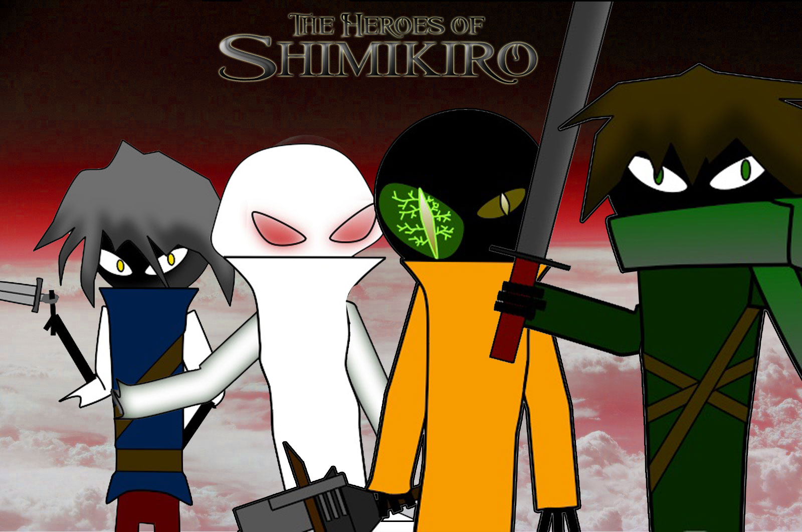 Heroes Of Shimikiro