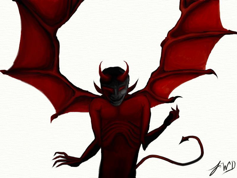 random devil