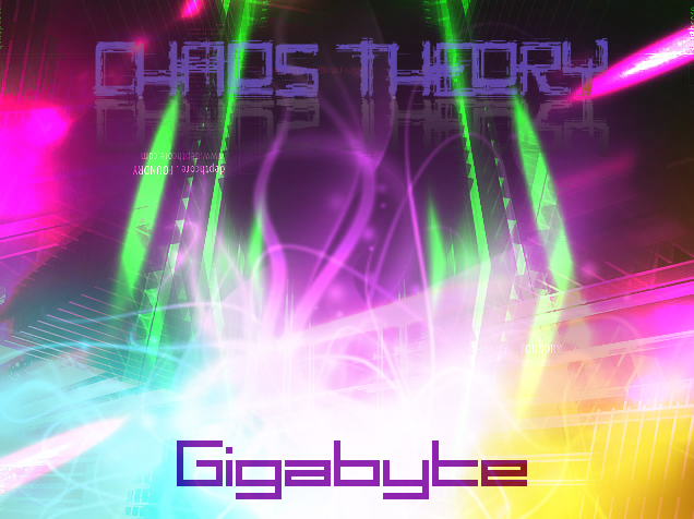 Album Cover -Gigabyte-