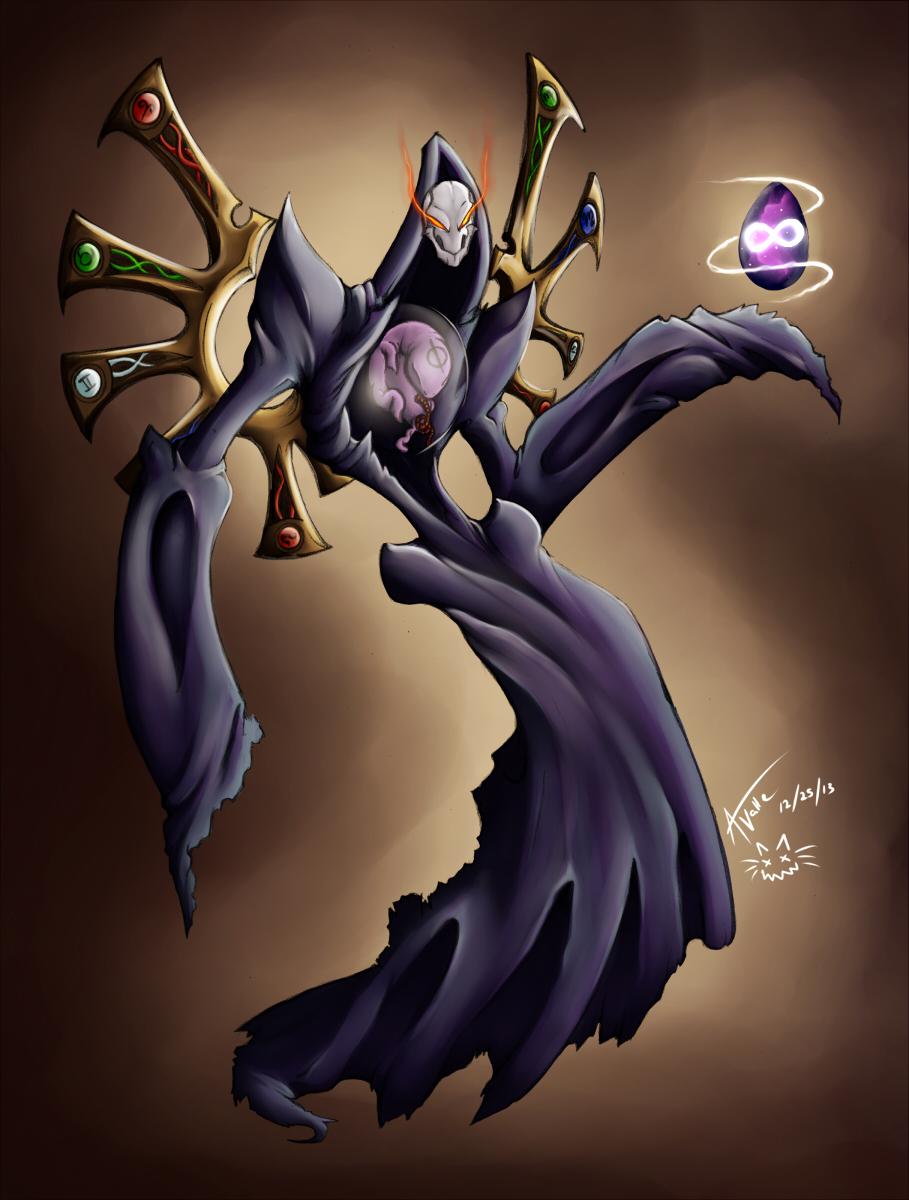 Chronos God of Time