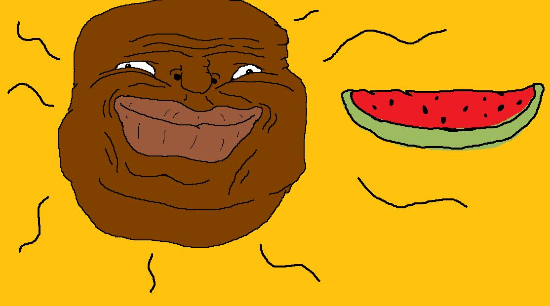 negro water melon