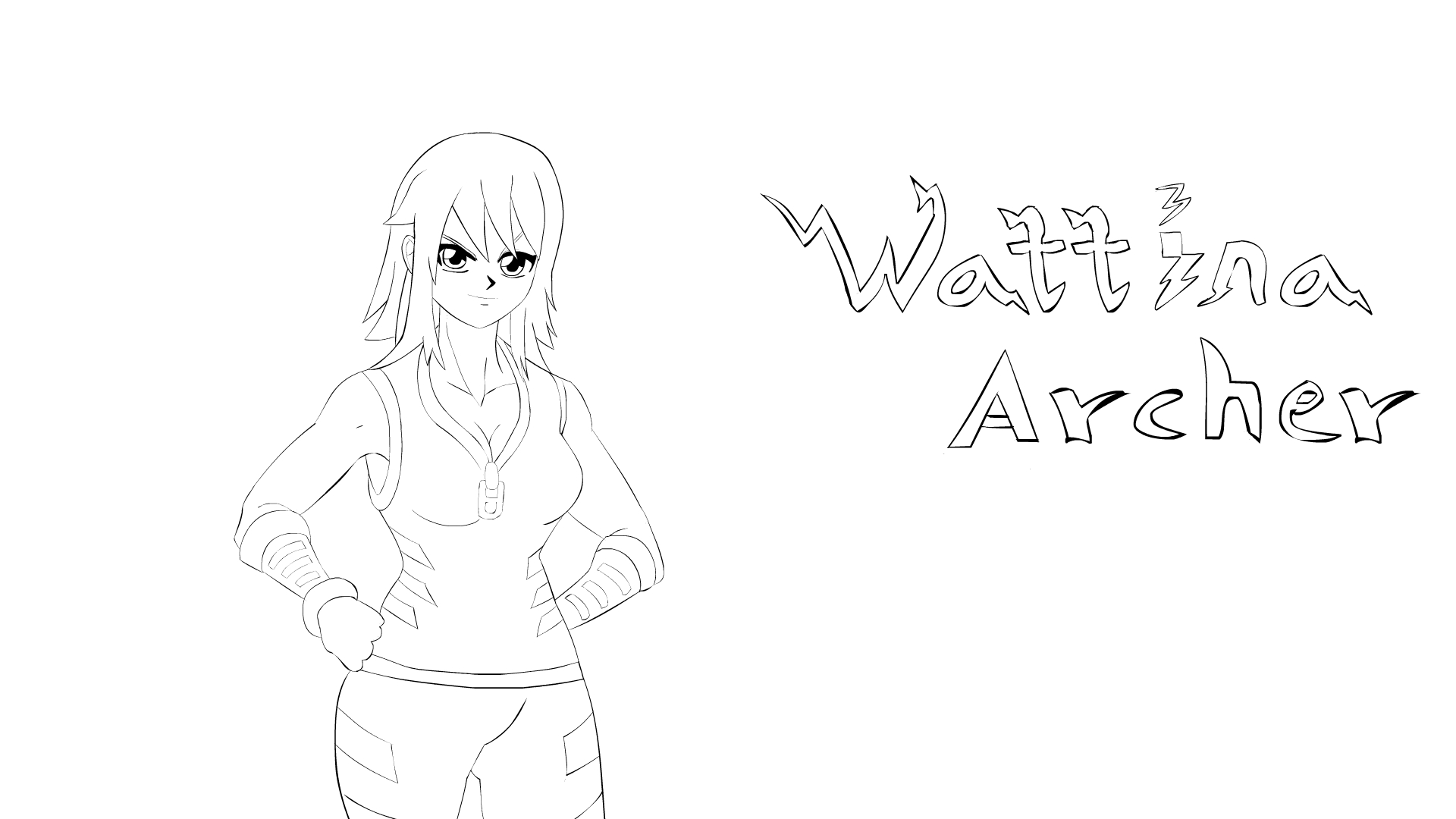 Wattina Archer Season One