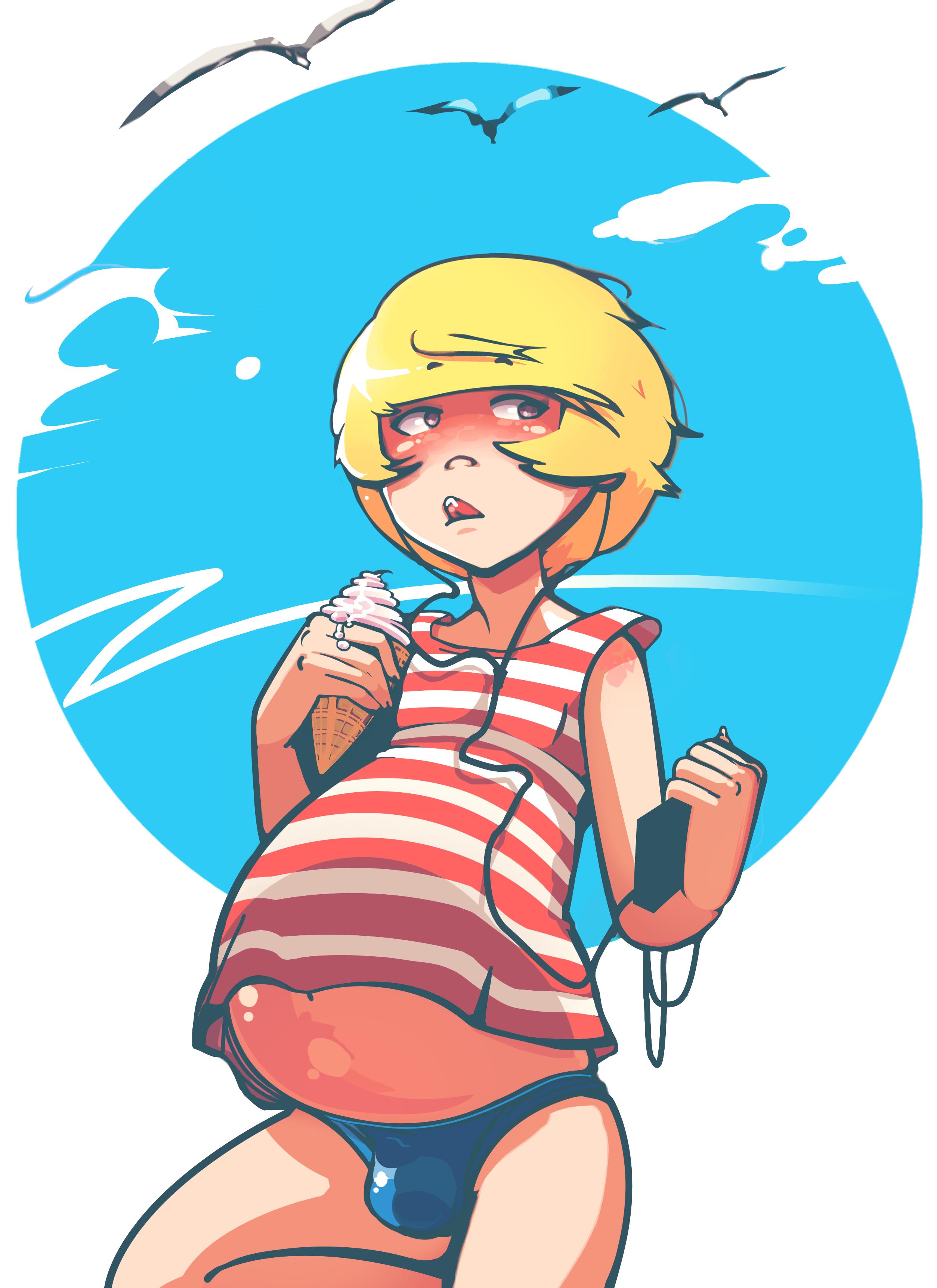 Pineapple Salt Water