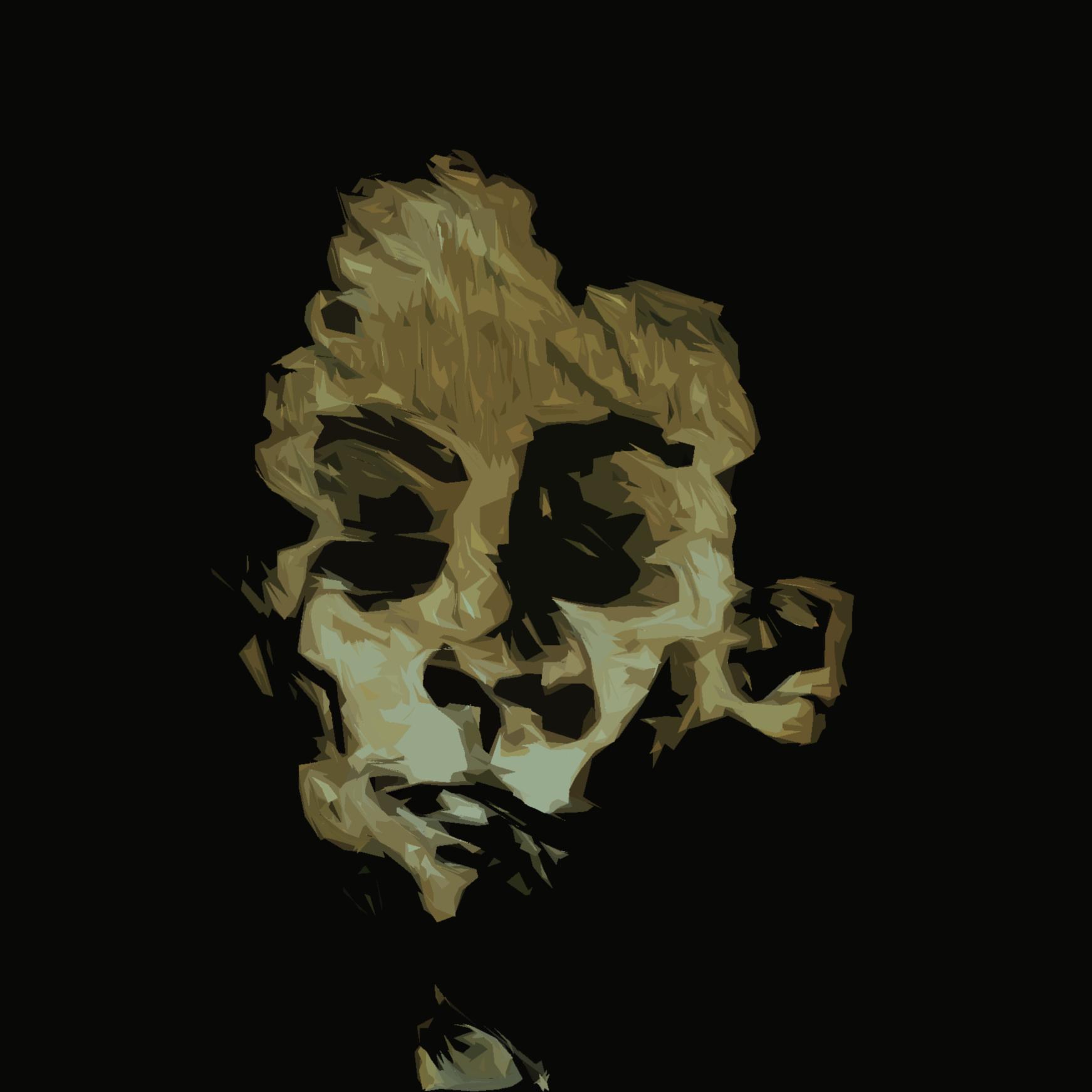 Molten Psyche (dark edition)