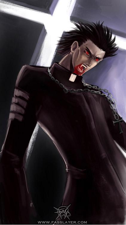 vampire priest
