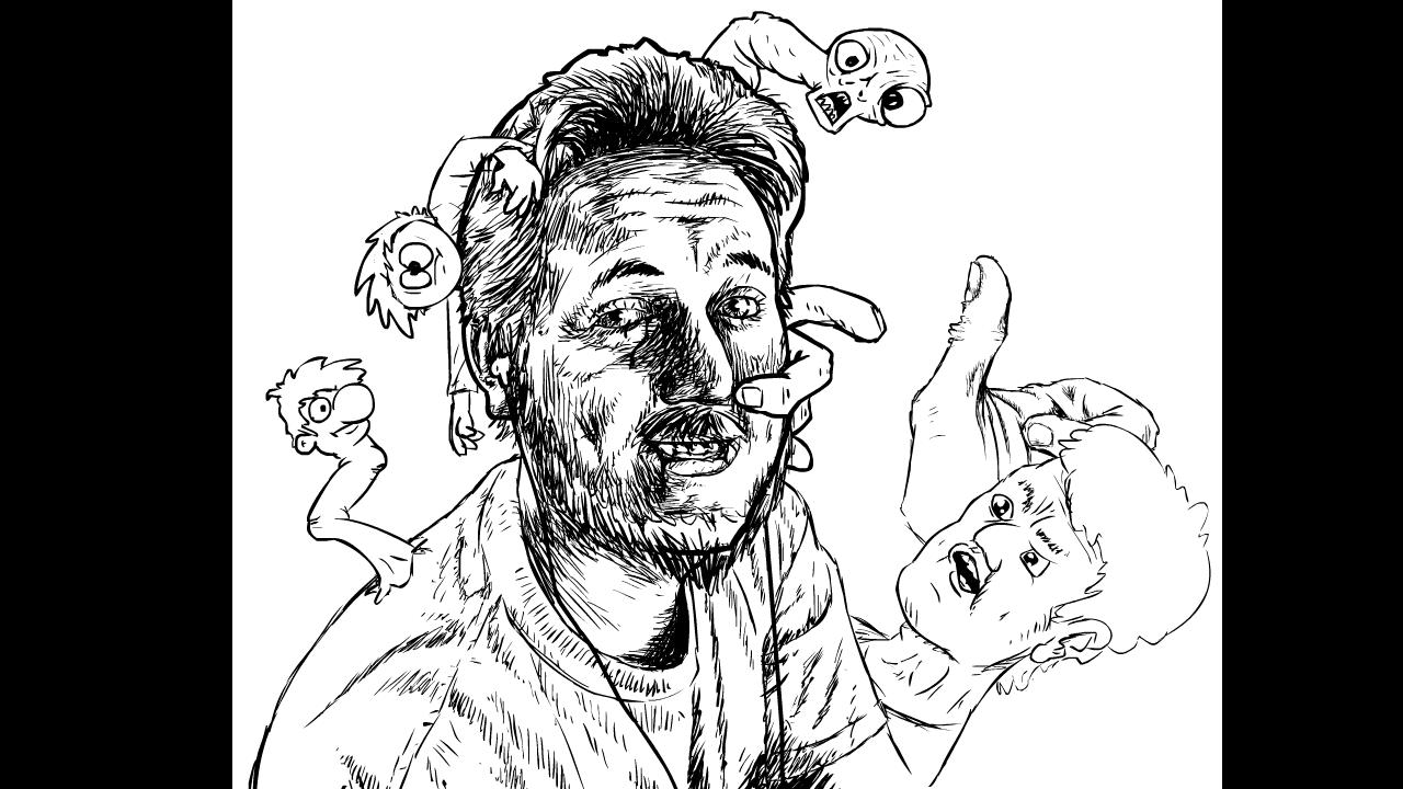 a sketch of Sketch