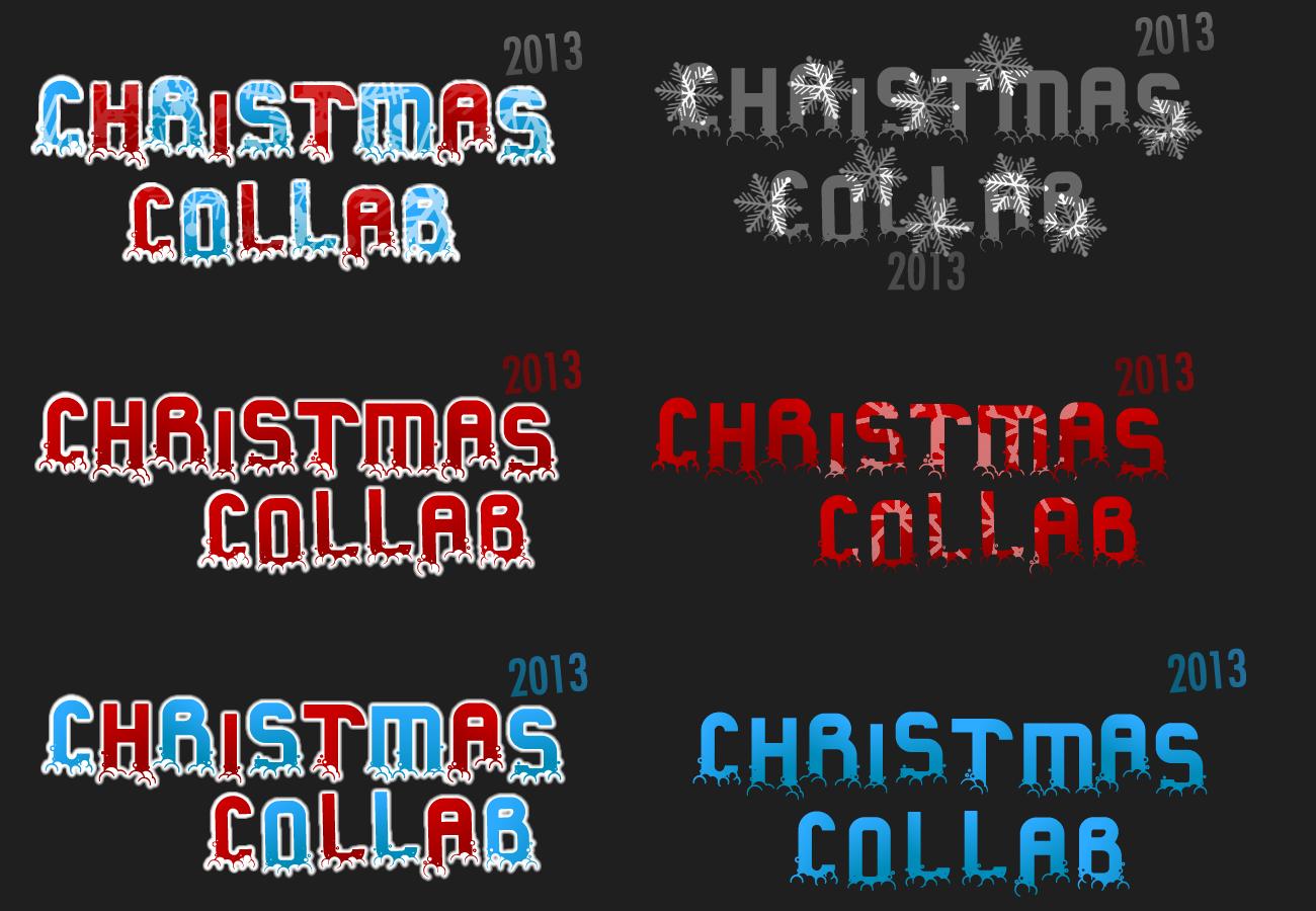 Christmas Collab 2013 Logo