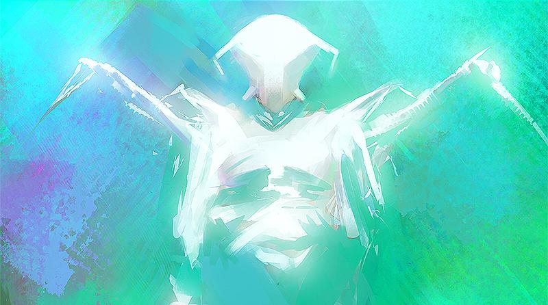 Angel Thing Sketch