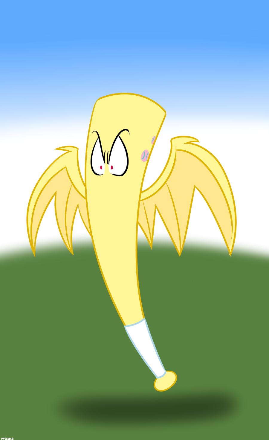 Fluttershy Bat