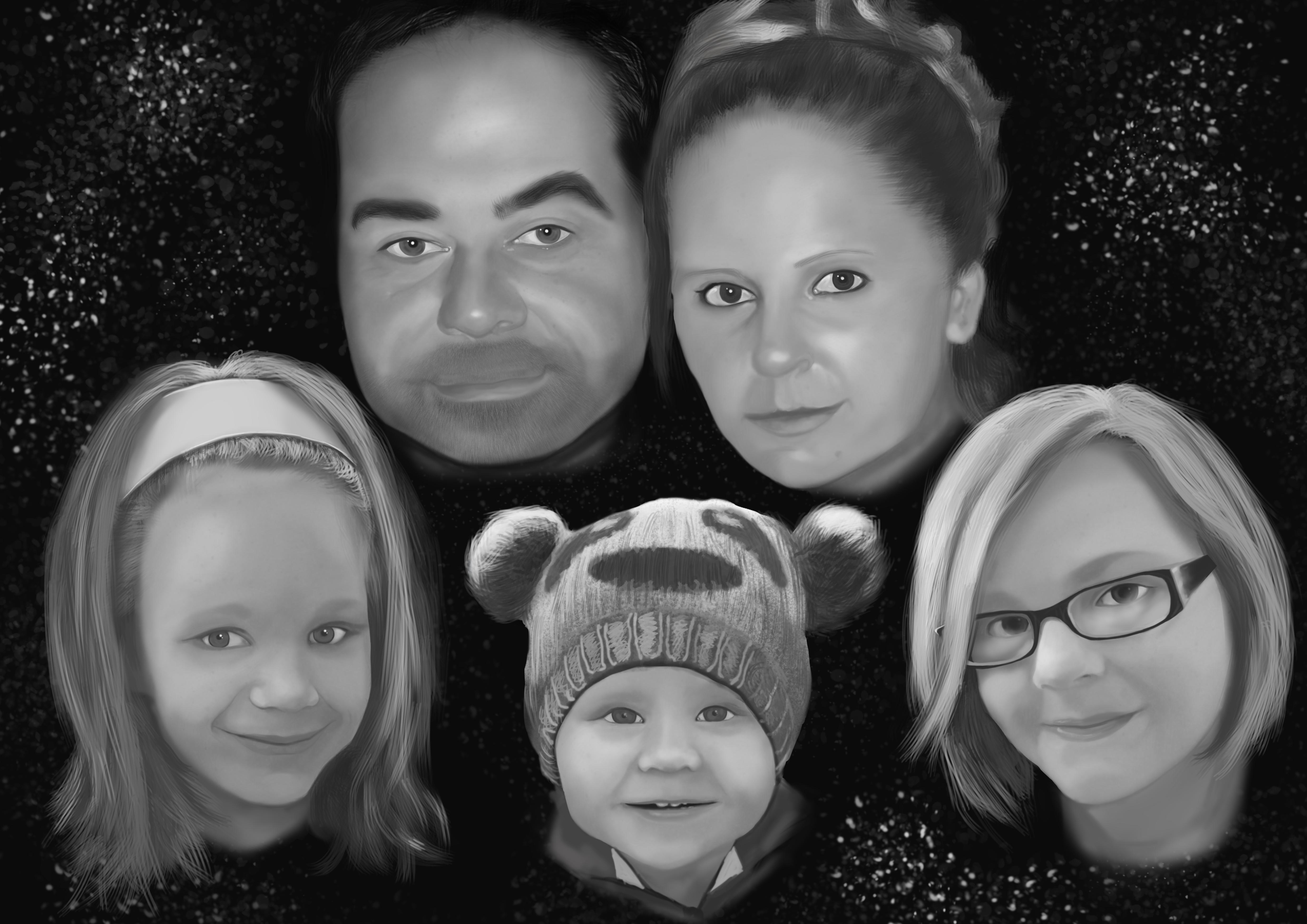 Family Portrait Commission