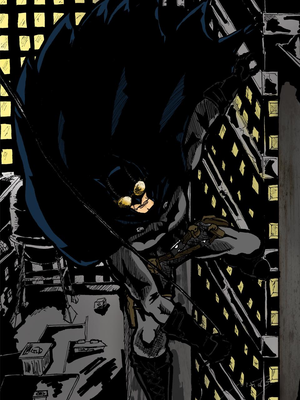 Batman (original design)