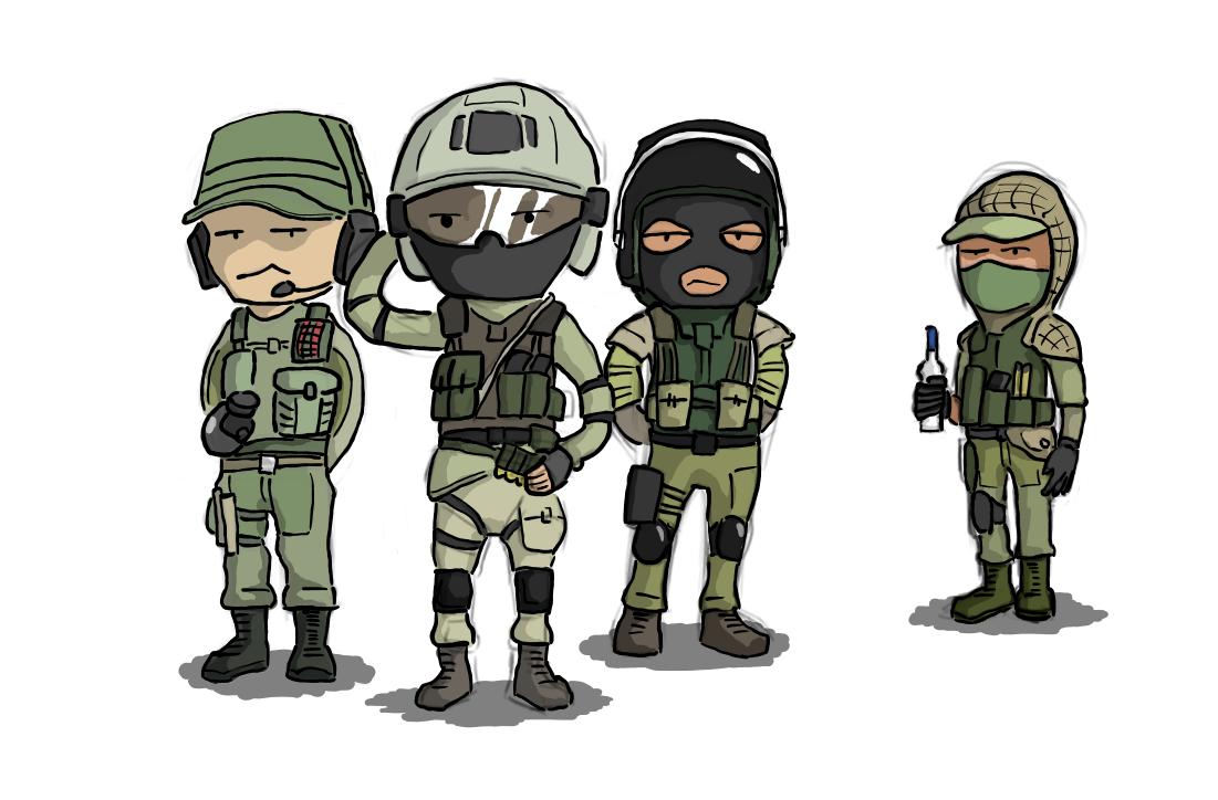 Battlefield 4 - RU Team