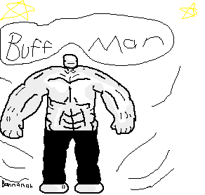 Buff-Man