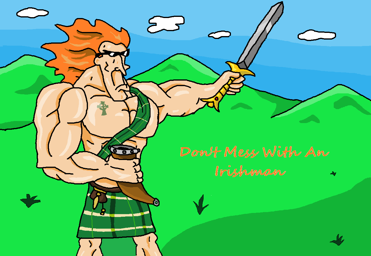 The Irish Scotsman