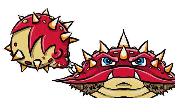 Crab Creature