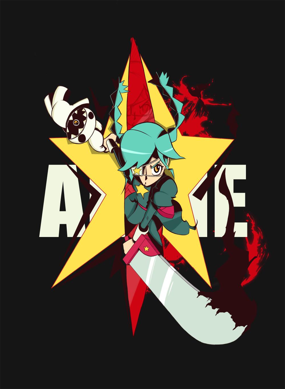 Annie Cutlass Fury
