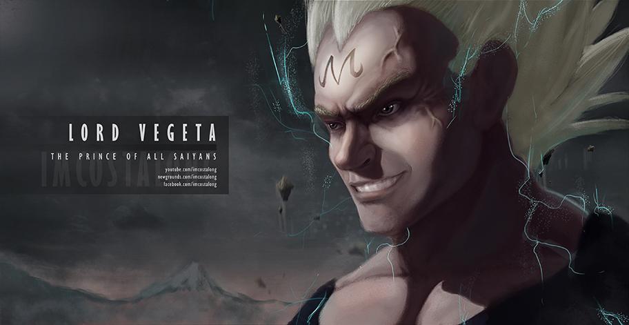 Lord Vegeta // Anime Realism