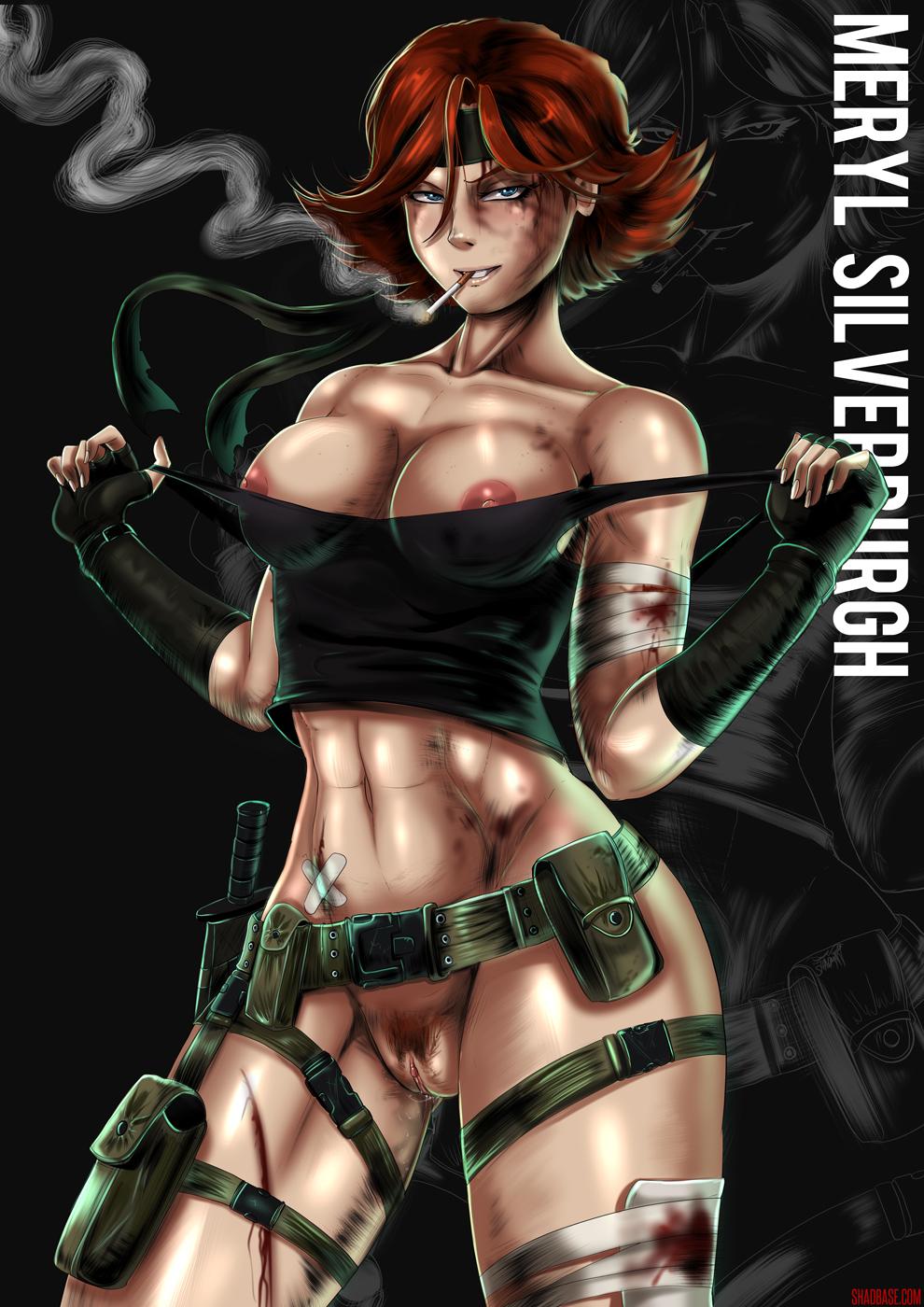 Girls of Metal Gear: Meryl
