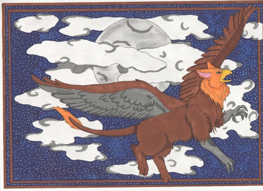 Flight of the Gryphon