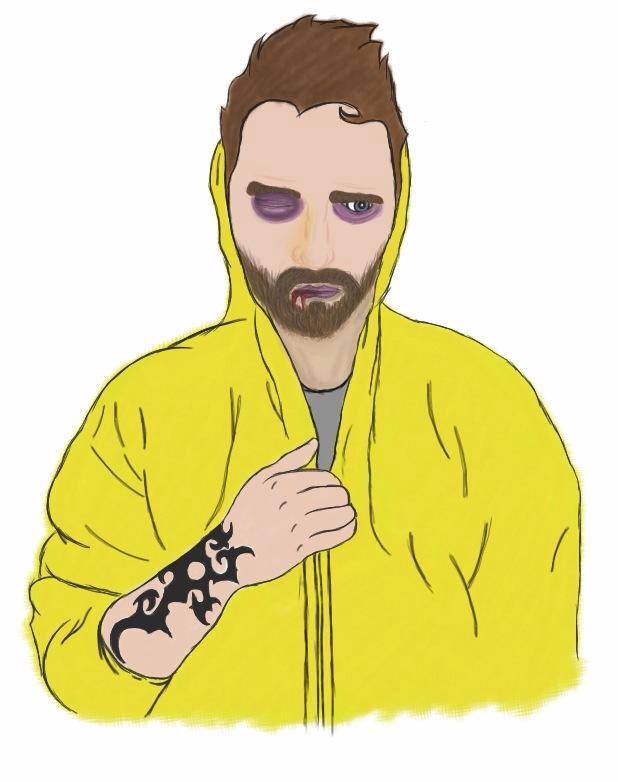 Breaking Bad (Myself as Jesse)