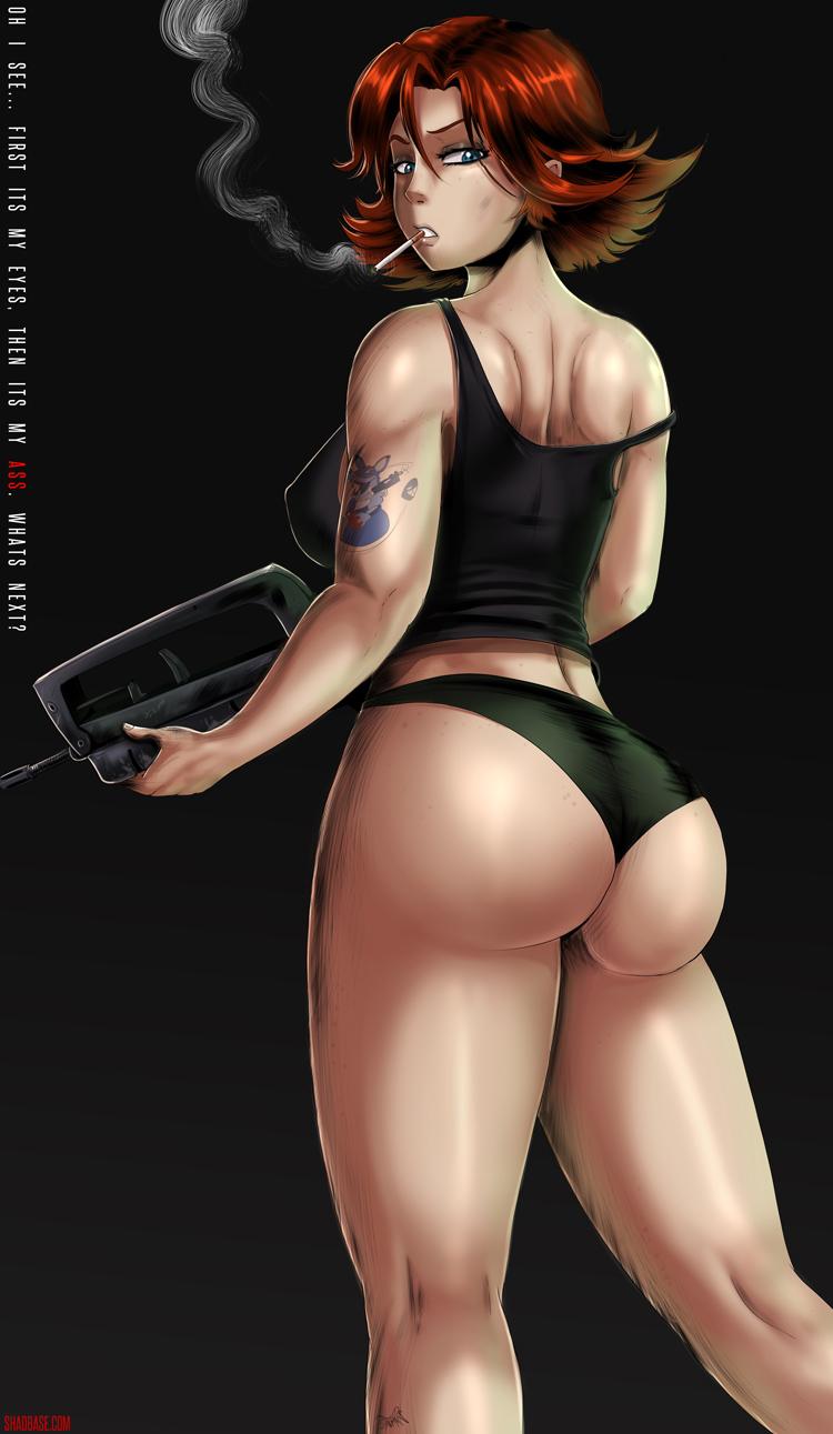 Meryls Ass