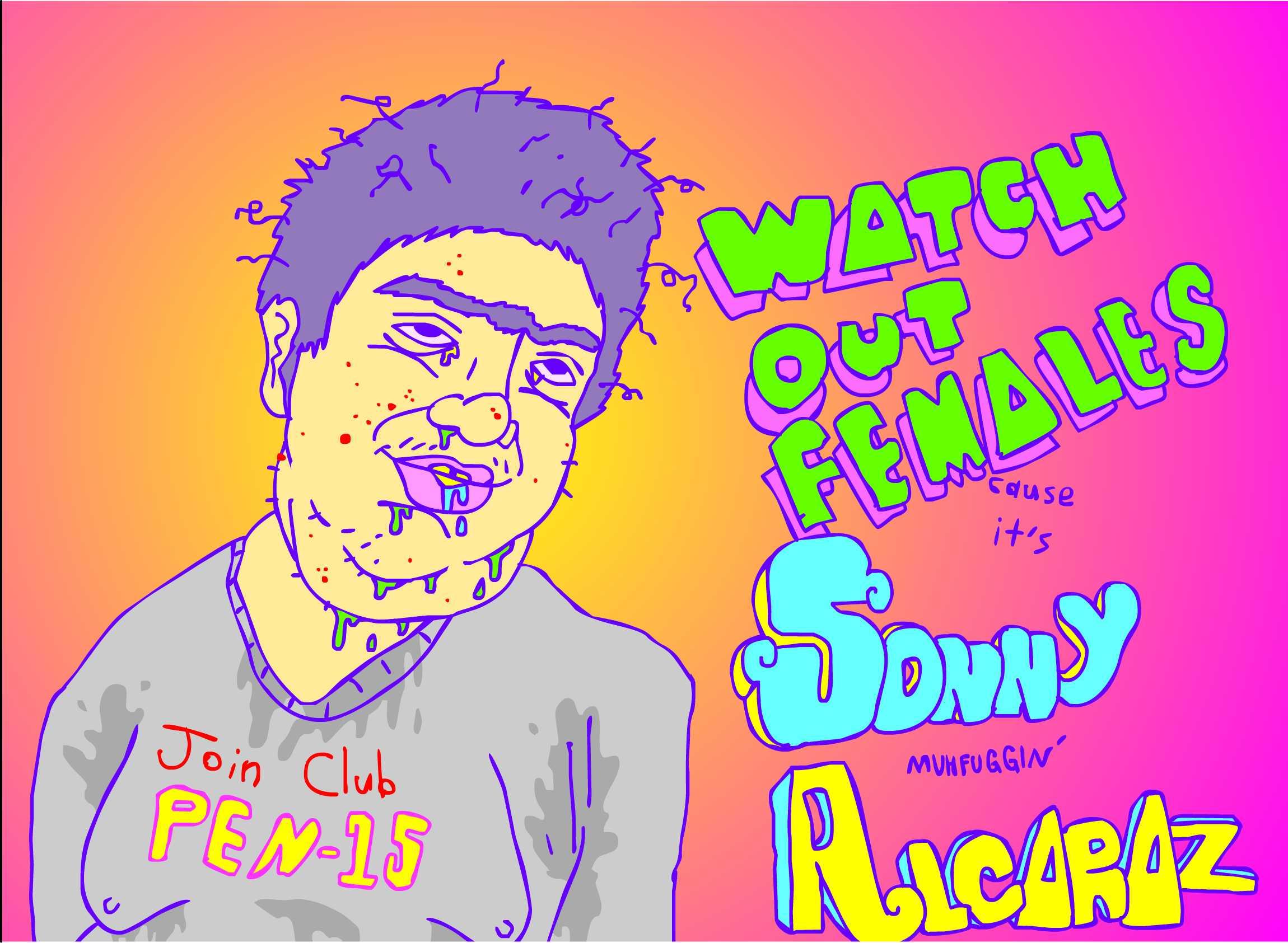 Sonny Alcatraz