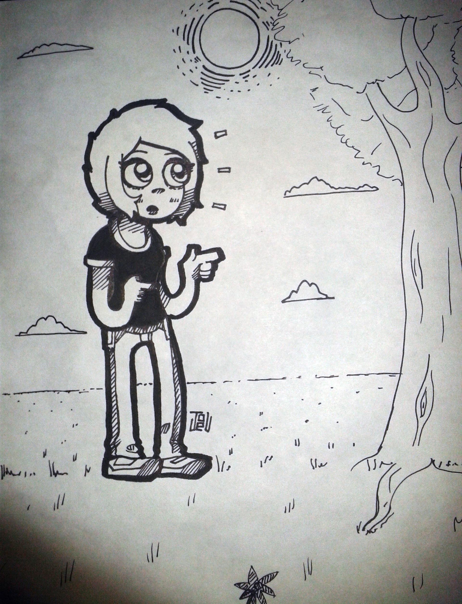 bitch doodle