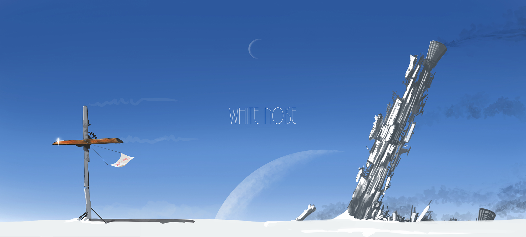 white noise_ concept art