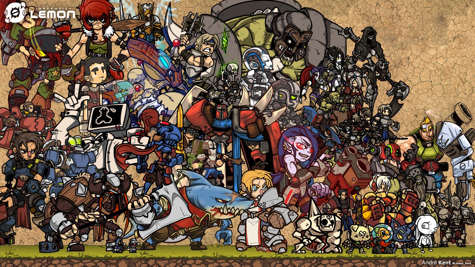 Art compilation 2013