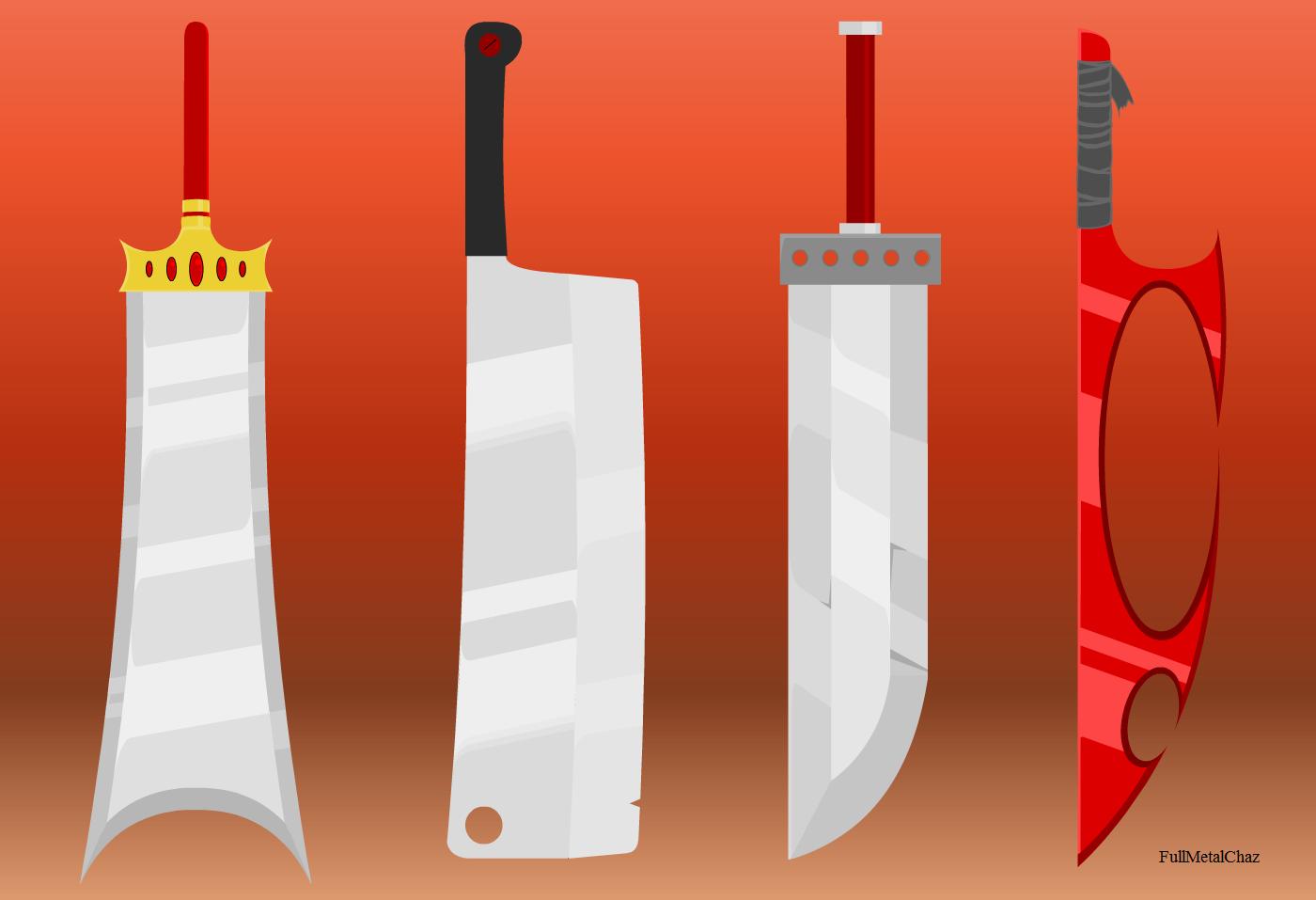 Giant Swords 01